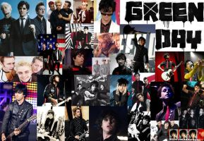 Green Day Desktop by Whatsername365