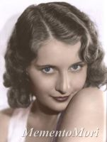 Miss Barbara Stanwyck by M3ment0M0ri