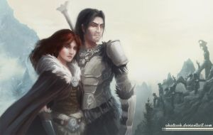 Companions by shalizeh