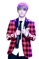 {PNG/Render #118} Baek Hyun (EXO) by Larry1042k1