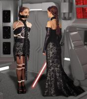 PNP Natalie Portman Star Wars Bound 1 by ArtT1000