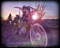 Jayce -Easy Rider- Second Life by Jace-Lethecus