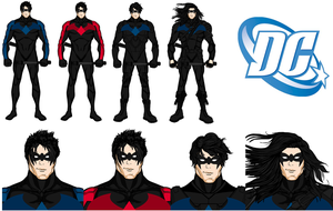 My Nightwing Suit by Tincholox