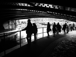 Bridge of Contrast by Party9999999