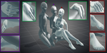Hangout .:Couples:. by ReferencePoses