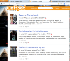 The day wattpad lost many reads by Speedygal