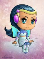 Digit chibi by Evgenia25