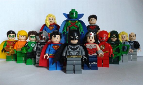 Justice League (2) by Anonyme003