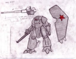 Heavy Armor by cahook2
