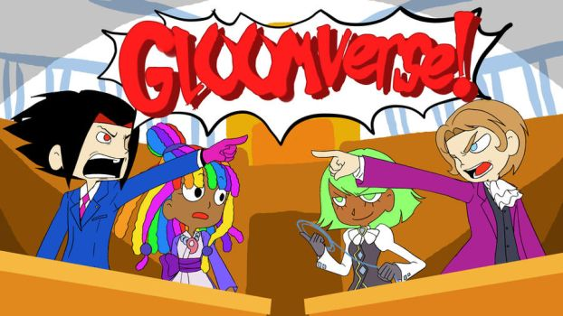 Gloomverse Wright by Loverofpiggies