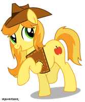 Braeburn Rule 63 by DragonChaser123