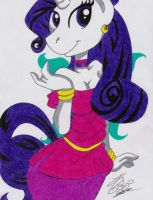 ::MLP-Rarity:: by Ksterstone