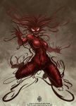 commission - She Carnage by FASSLAYER