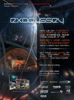 EXODYSSEY  party in Montreal by feerikart