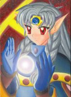 Noon Shining Force 3 by shiningvalkyrie