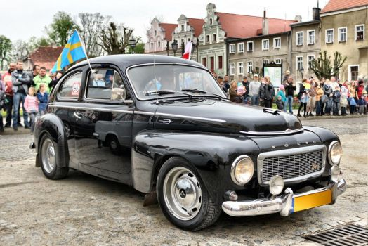Volvo PV 544 1960 1 by Abrimaal