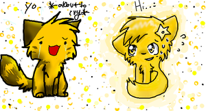 Iscribble fun by KittenthePsycho