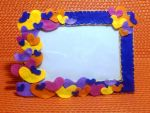 Hearted Picture Frame by PencilsFullOfLead