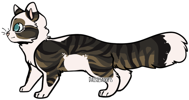 24-hour Auction 3 | CLOSED by DaisiesAdopts
