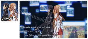 Sword Art Online set for Satinels by 16thSquadSanseki