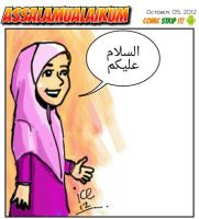 Spread the Salam 2 by ujangzero