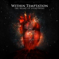 Within Tempation alternative CD cover by Daywishes