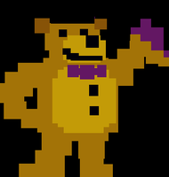 fredbear hat tilt by jamerson2
