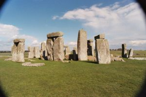 Stone Henge by puzzlerf