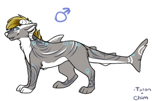 Makoatl Breeding-Blu X Kadeth by MakoStaffParty