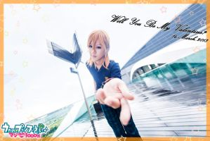 Uta no Prince Sama  - Happy W.Valentine by Itchy-Hands