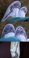 Clarinet Shoes by CirylXD
