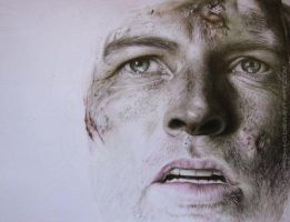 saM worthingtoN - terminatoR salvatioN WIP III by A-D-I--N-U-G-R-O-H-O