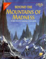 Mountains of Madness by artbyjts