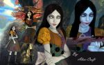 Alice Madness Returns mod: Sally by Alice-Croft by Alice-Croft