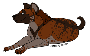 Hyena Auction by PancakeAdopts