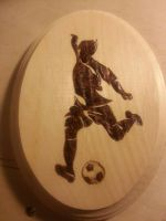 Soccer Woodburn  by F250Man69