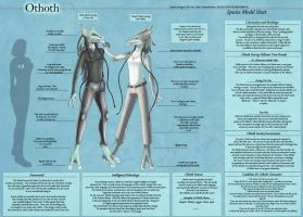 Othoth - Species Sheet by Ulario