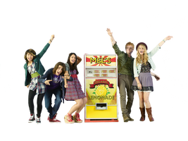 Lemonade Mouth - PNG/Render by tommz2011