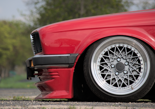 E30 BBS Stance by ProminentPotato