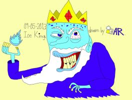 Ice king: Don Bluth composition by BARproductions