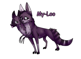 my-loo chibi by DeadRussianSoul