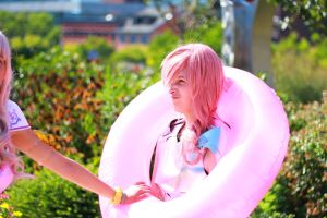 Otakon 2013 - Lightning and Serah(PS) 37 by VideoGameStupid