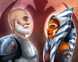 Relics of the Old Republic by Varjopihlaja