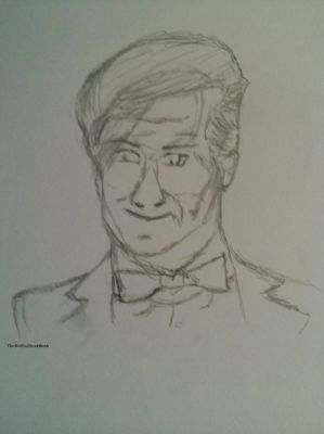 11th Doctor Sketch