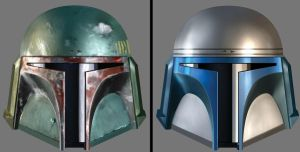 Fett Masks... by chrisscalf