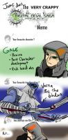 Jame does the DDS Meme by jameson9101322