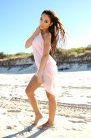 Sarah - pink sheet 3 by wildplaces
