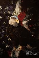 eagle american art by greenfeed