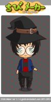 Harry Potter by frostbitepotter99