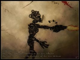 Than Man made The Machine by Chryonic